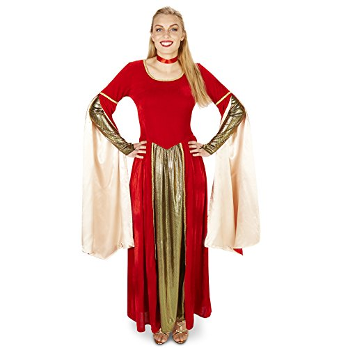 Velvet Renaissance Dress Adult Costume product image