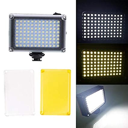 Lights & Lighting 5500k 96 Led Fill Light Photography Luminaire Camera Flash Light Supplement Led Flash Photo Studio Accessory Floodlights