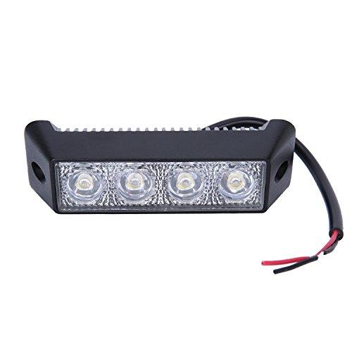 12W LED Offroad Flutlicht Reflektor Arbeitslicht Scheinwerfer