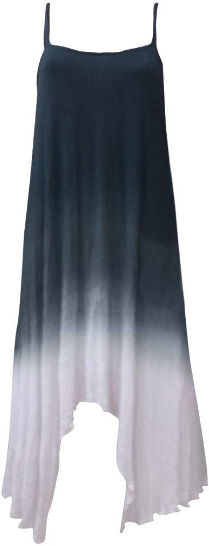 VEMOW Faldas Mujer Vestido sin Espalda de la Moda del Vestido sin ...