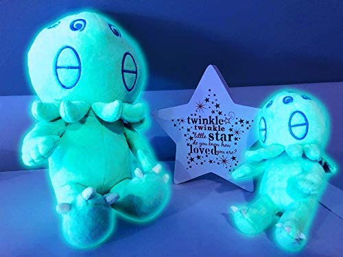 Glow-in-The-Dark C is for Cthulhu Plush (12 Inches)
