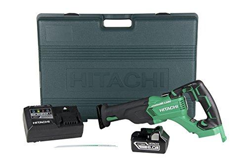Hitachi Usb Portable - Hitachi CR18DBL 18V Cordless Brushless Reciprocating Saw