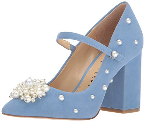 Katy Perry Womens The Saidee Balletto Piatto Cielo Blu