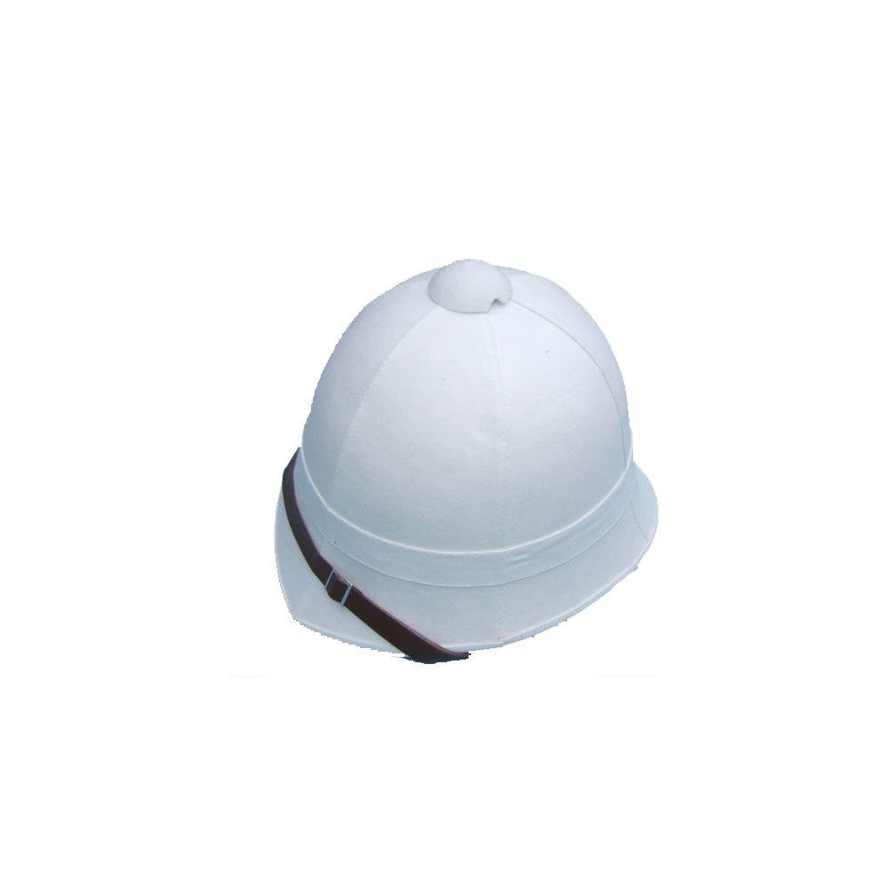 be929ff3b93c2 Hat Pith Helmet British style White R426  Amazon.co.uk  Sports   Outdoors
