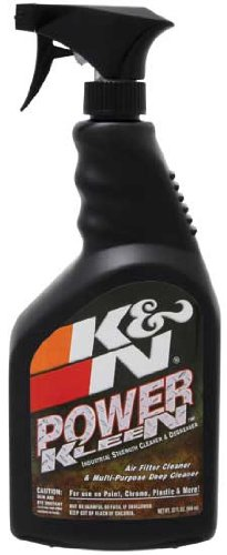 K&N 99-0621 Air Filter Cleaner and Degreaser - 32 oz. Trigger Sprayer