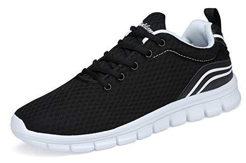 sports shoes 36413 c74bc eyeones Fashion Running Shoes for Women Breathable Lightweight Walking  Sneakers Woman Athletic Gym Training Ladies Black
