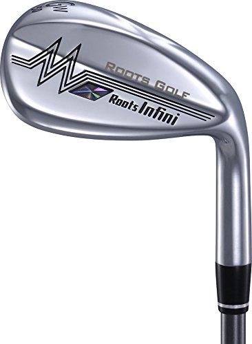 Roots Golf(ルーツゴルフ) ルーツInfiniウェッジ GW(ギャップウェッジ) カーボン メンズ Roots-infini-wedge-GW-S 右 ロフト角:50度 番手:GW フレックス:S B07B8KF2RT