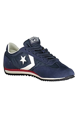 Converse Shoes Men Low Sneakers 161232C All Star Trainer Ox Blu Total Eclipse/Egret/Garnet yECWoh