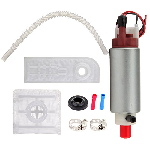 SCITOO Compatible with E7161M Electric Fuel Pump Replacement Installation Kit Strainer (2001 Dodge Ram 1500 Fuel Pump Location)