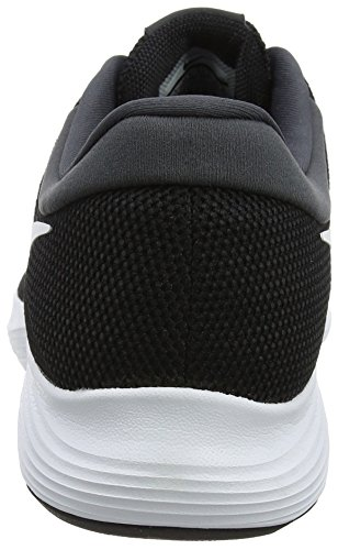 Noir white black Running Nike Chaussures anthracite De Eu 4 Revolution Homme XcwRzqR08x