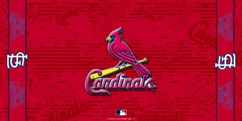 MLB St Louis Cardinals Fiber Reactive Beach (Louis Cardinals Fiber)