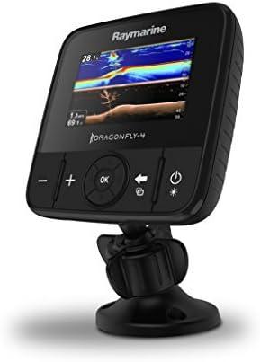 Raymarine dragonfly-4 Pro sónar/GPS con nosotros C-MAP Essentials por Raymarine: Amazon.es: Deportes y aire libre