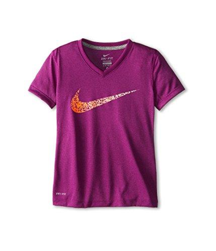 Nike Legend Confetti Girls Graphic Tee (Small, 550)