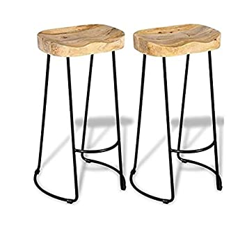 Awesome Vintage Industrial Bar Stools Retro Style Chair Breakfast Ibusinesslaw Wood Chair Design Ideas Ibusinesslaworg