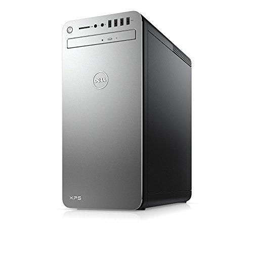 2018 Newest Dell Flagship High Performance XPS 8910 Business Desktop Tower Intel i7-6700 Processor 16GB DDR4 RAM 1TB HDD DVD-RW 2GB AMD Radeon RX 560 Graphics 802.11ac HDMI Window 10 Pro-Silver by Dell
