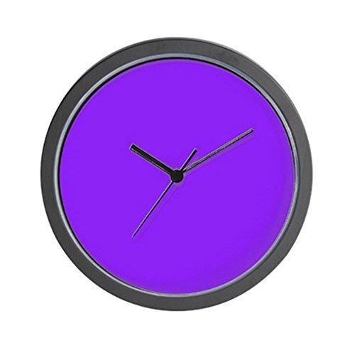 CafePress - Neon Purple Solid Color - Unique Decorative 10