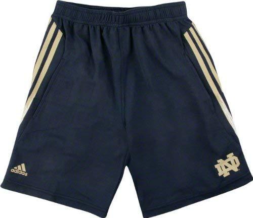 - Notre Dame Fighting Irish Youth adidas Navy ADI-Zero Shorts