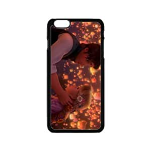 MMZ DIY PHONE CASEFrozen attractive in love couple Cell Phone Case for Iphone 6