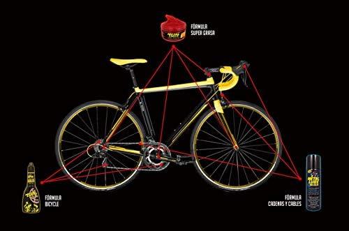 Metal Lube - Fórmula Bicycle. Lubricante Profesional de Altas ...