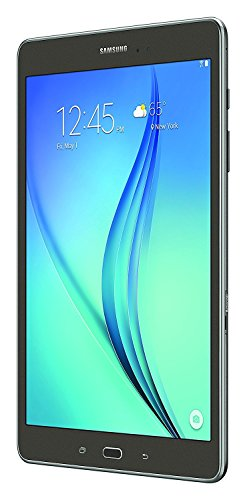 Instruments Any Two (Samsung Galaxy Tab A SM-T550 9.7-Inch Tablet (32 GB, SMOKY-Titanium) W/ Book Cover (Certified Refurbished))
