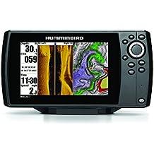 Humminbird 409850-1 Helix 7 SI GPS/Fishfinder with Side Imaging Sonar