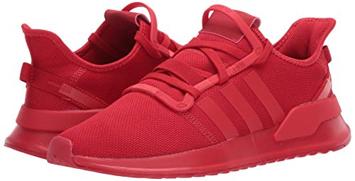 adidas Originals Men's U_Path Run Sneaker, Scarlet/Scarlet/Scarlet, 12