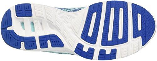 De Imperial para White Asics Blu Nitrofuze Aruba Mujer Blue Gimnasia Zapatillas FwxECg