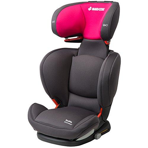 Maxi-Cosi RodiFix Booster Car Seat, Grey Rose