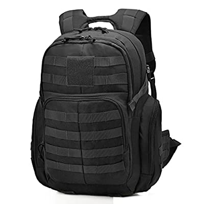Mardingtop 35L/40L Tactical Backpacks Molle Hiking daypacks for Camping Hiking Military Traveling
