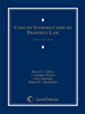 Concise Introduction to Property Law
