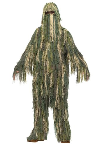 Fun World Ghillie Suit Costume