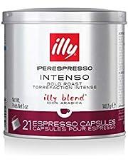 illy Intenso Bold Roast IperEspresso Capsules, 140 g