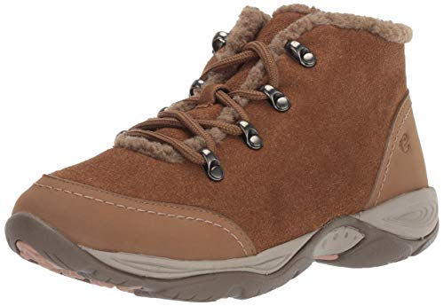 - Easy Spirit Women's Extreme Ankle Boot, Brown, 6.5 M US