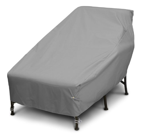 KoverRoos Weathermax 89628 Wide Chaise Cover, 82 by 42 by 36-Inch, Charcoal by KOVERROOS