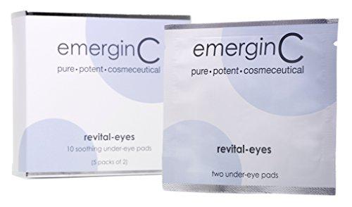 emerginC Revital Eyes Mask Puffy Treatment product image
