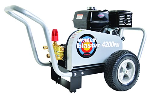 SIMPSON Cleaning 60205 4200 PSI at 4 GPM Gas Pressure Washer Powered by HONDA with AAA Triplex Pump Review