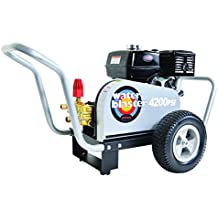 SIMPSON Cleaning 60205 4200 PSI at 4 GPM Gas Pressure Washer Powered by HONDA with AAA Triplex Pump