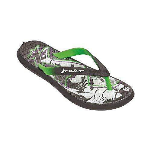 Rider - Sandalias para niño Verde