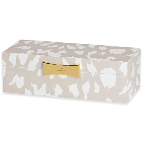 kate spade new york Garden Drive Animal Large Rectangular Jewelry Box by Lenox