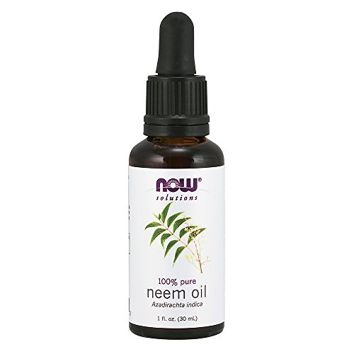 NOW Solutions Neem Oil 1 Ounce