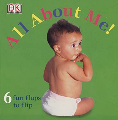 All About Me Fun Flaps from DK Preschool