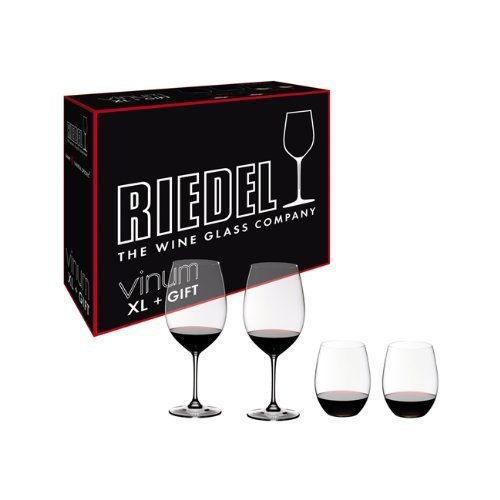 Riedel 541652 Vinum XL 4 Piece Cabernet Viogner Glass Set
