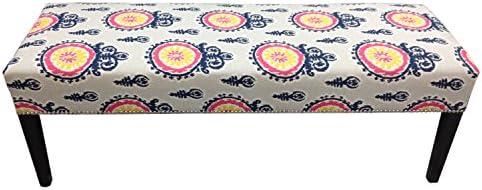 Sole Designs Calandra Crown Bench