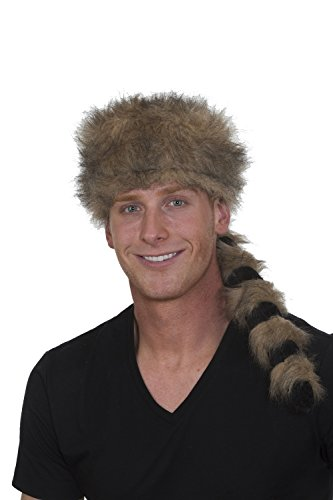 Adult Faux Fur Trapper Hat (Little Rascals Halloween Costumes)