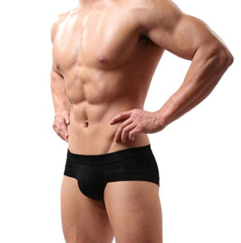 Da Pouch Comode F Shin Bulge Shorts Hx Retro Soft Bottom Taglie Uomo Warm Pantaloncini Abiti Fashion Under TfxpfB