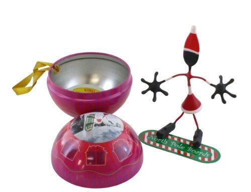 Hog Wild Mrs Claus Christmas Ornament Bender