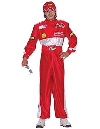 Disfraz de Piloto de Formula 1 Cualquier día
