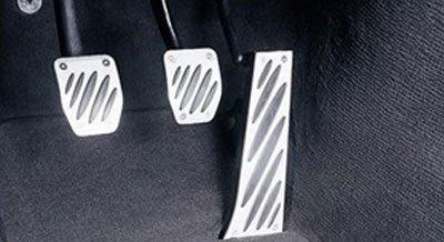 Aluminium Pedal - BMW Aluminium Pedals for Manual Transmission
