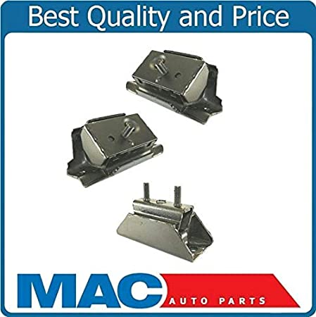 front Right /& Left Motor /& Trans Mount 3pcs Set for Ford F150 F250 F350 87-93