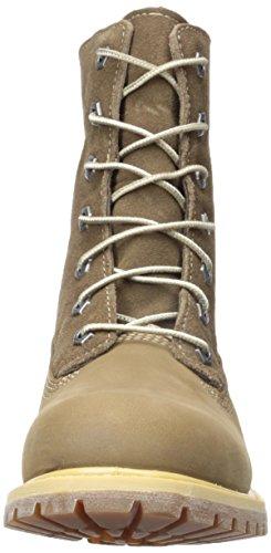 Timberland Women S Teddy Fleece Fold Down Waterproof Boot